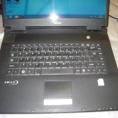 Notebook fujitsu, Intel Pentium 4, 3 GB, 80 GB