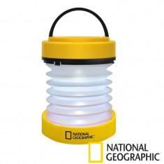 Lanterna LED 2 in 1 National Geographic, 65 lm, 3 x AAA