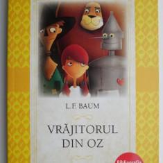 Vrajitorul din Oz – L. Frank Baum