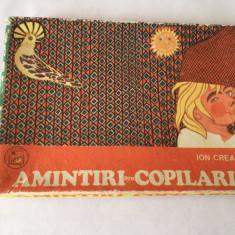 Amintiri din copilarie- Joc romanesc de carti, vechi., 1987, complet
