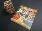 Album gol Panini NBA 2017 – 2018 + cutie sigilata cu 50 de pliculete