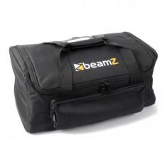 Beamz ACR-420, geantă moale pentru transport, stivuibilă, 48x27x25 cm (lxÎxA) neagră