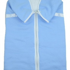 Port-bebe elegant-NN PBE3-AL, Albastru