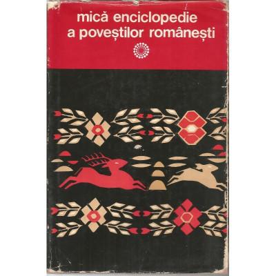 Mica enciclopedie a povestilor romanesti - Ovidiu Birlea foto
