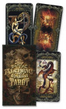 Alchemy 1977 England Tarot Deck + BOOKLET / ORIGINALE ENGLISH / LIVRARE IMEDIAT