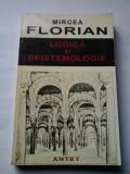 LOGICA SI EPISTEMOLOGIE - Mircea FLORIAN