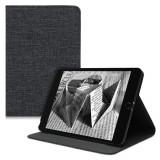 Husa pentru Apple iPad Mini 5, Textil, Gri, 48050.01