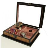 Cumpara ieftin Caseta bijuterii din lemn - Rose WZ893