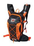 Rucsac Force Aron Pro Plus 10L 2L negru portocaliu