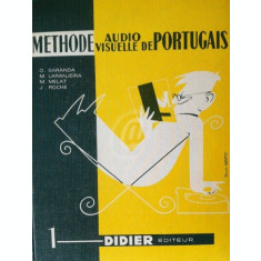 Methode audio-visuelle de portugais. O portugues do Brasil