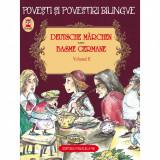 Cumpara ieftin Basme bilingve germane / Deutsche marchen - Vol II - Fratii Grimm,Wilhelm Grimm,Wilhelm Hauff