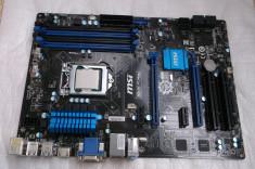Kit placa de baza  MSI B85-G41 PC Mate + Intel Celeron G1840 foto