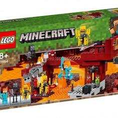 LEGO Minecraft - Podul Flacarilor 21154