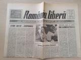 romania libera 12 mai 1990-oameni in greva foamei,scrisoarea lui ion iliescu