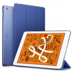 Husa de Protectie ESR Yippee pentru Apple iPad Mini 5 2019 Functii Stand & Smart Sleep Navy