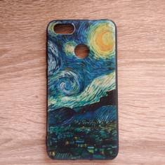 "Husa Huawei P9 Lite Mini 2017 ""Starry Night"" de Vincent Van Gogh"