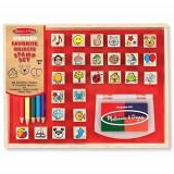 Stampile Obiectele Preferate, Melissa & Doug