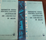 INDRUMATOR PENTRU RIDICAREA CALIFICARII LACATUSILOR ...I VOL 1,2 TD