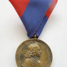 u383 UNGARIA HORTISTA 1938 MEDALIA  ANEXAREA SLOVACIEI DE SUD PRINCIPELE RAKOCZI