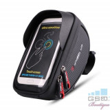 Husa Telefon Pentru Bicicleta Universala 6 inch Neagra