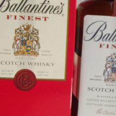 R A R E  whisky  FINEST SCOTCH WHISKY, ballantines, cl 70 gr 40 ani 90