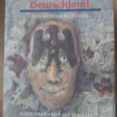 DEUTSCHLAND. EIN WINTERMARCHEN - HEINRICH HEINE