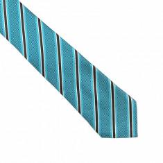 Cravata bleu lata Lessing