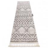 Covorul, Traversa BERBER RABAT crem — pentru bucătărie, hol și coridor, 70x300 cm