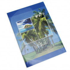 Album foto Palm Island, capacitate 36 poze, format 10x15cm, coperti personalizabile foto