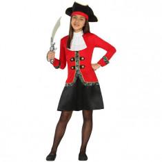 Costum Pirat Fete 5-6 Ani 115-130 cm
