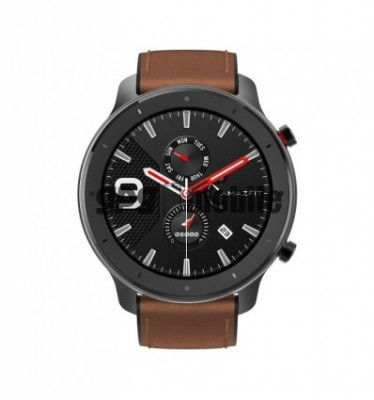 Ceas Smartwatch Xiaomi Huami Amazfit GTR, 1.39 inch, 47 mm, Amoled, GPS, 5ATM Waterproof, Bluetooth 5.0, 410 mAh foto
