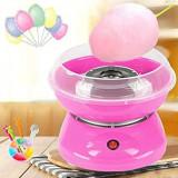 Aparat Cotton Candy Maker Pink pentru vata de zahar