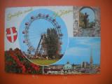 HOPCT 64385  VIENA  -AUSTRIA-STAMPILOGRAFIE-CIRCULATA