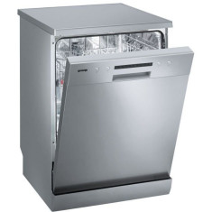 Masina de spalat vase GS62115X, 12 seturi, 6 programe, clasa A++, 60 cm, argintiu, Gorenje