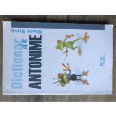 DICTIONAR DE ANTONIME DE MARIN BUCA , BUCURESTI