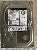 Hard Disk  4Tb DELL HGST 128Mb cache model HUS726040ALA610 SATA 3 7200rot/min, 4 TB, 7200