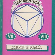 Probleme semnificative pentru concursurile scolare. Algebra, clasele VII-VIII