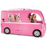 Cumpara ieftin Jucarie Barbie Pop-Up Camper Vehicle Doll, Mattel