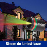 Proiector Lumina laser stelute Star Shower