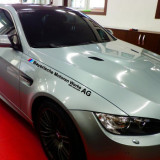 Sticker auto laterale BMW (set 2 buc.)