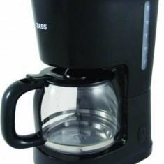 Cafetiera Zass ZCM 10 BL 1000W 1.5 Litri Neagra