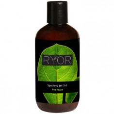 RYOR Men gel de dus 3 in 1