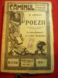 M.Eminescu- Poezii -Colectia Caminul 31 ,Ed.Steinberg ,127 pag