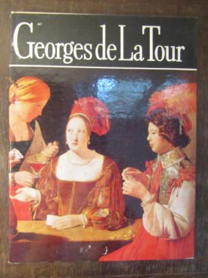 GEORGES DE LA TOUR foto