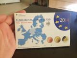 Set de monetarie GERMANIA litera D 2014 !!!, Europa