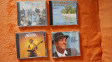 CD original Santana, Chris de Burgh, etc