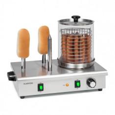 Klarstein Pro Wurstfabrik 600, aparat pentru preparat Hot Dog, 600 W, 5 litri, 30 - 100 °C, oțel inoxidabil