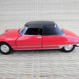 Macheta Citroën DS 19 Cabriolet (1961) 1:43 Welly