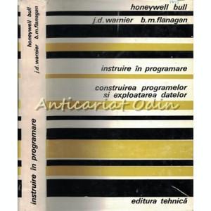 Instruire In Programare - Honeywell Bull - Tiraj: 6140 Exemplare