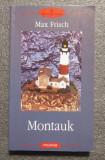 Max Frisch - Montauk. Omul apare în Holocen. Barbă-Albastră